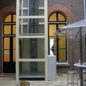 Astralift | Koninklijke Marine Den Helder platformlift
