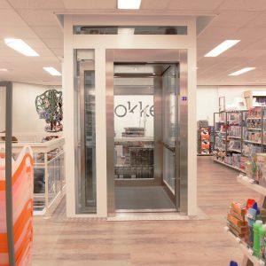 Astralift | Personenlift Blokker Delft
