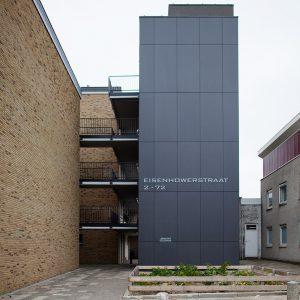 Astralift | Modernisering Eisenhowerstraat Egmond aan Zee