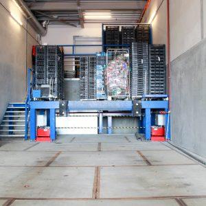 Astralift | Uniek laad- en losperron voor vrachtwagens