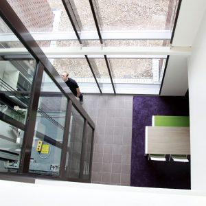 Astralift | Gewestkantoor nieuwe liftinstallatie