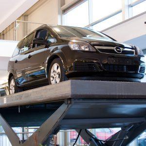 Astralift | Van der Kooij Westland B.V. autoheftafel