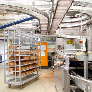 Astralift | Bakkerij Bacu in Uden – goederenheffer
