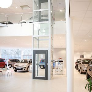 Astralift | Nissan Dealer in Breda