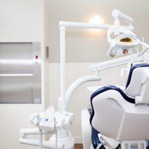 Astralift | De ideale lagesnelheidslift bij de tandarts