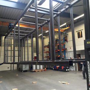 Astralift | Liftschacht Rotterdam