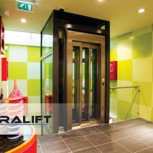 Astralift | Pylones Amsterdam lift
