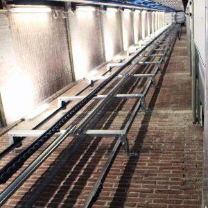 Astralift | 4 liften vervangen Woonstad Rotterdam
